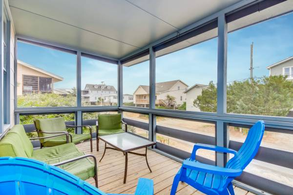 Tip Ellen Porch View