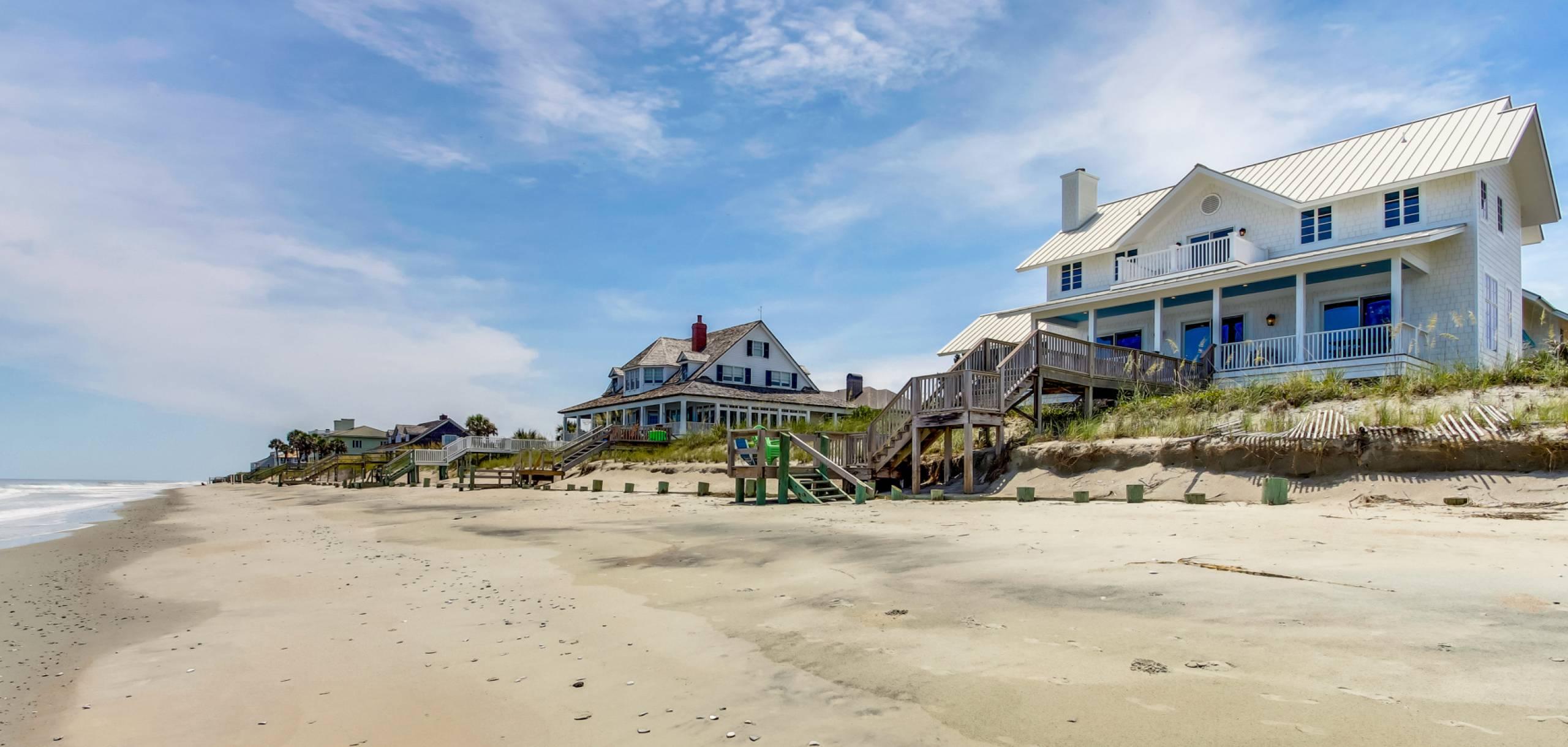 pawleys island beach house rentals
